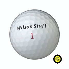 1 Dozen Wilson Staff Duo Golf Balls