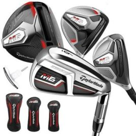 TaylorMade M6 Enhanced Club Set Illegal Non Conforming